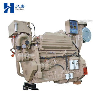 Cummins Engine KTA19-DM for Marine Auxiliary Genset