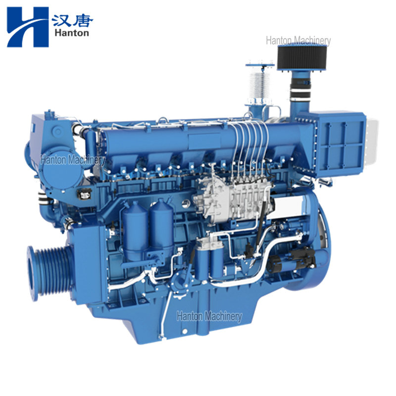 Weichai Marine Engine WHM6160 for Ship Main Propulsion