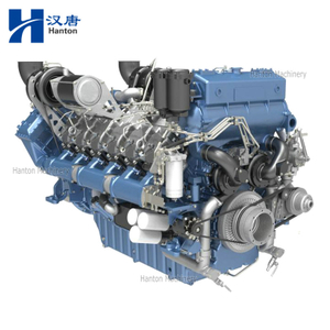 Weicahi Baudouin Engine 12M33 Series for Marine Main Propulsion