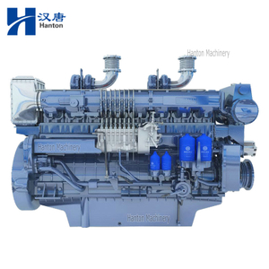 Weichai 8170 Series Engine for Marine Main Propulsion