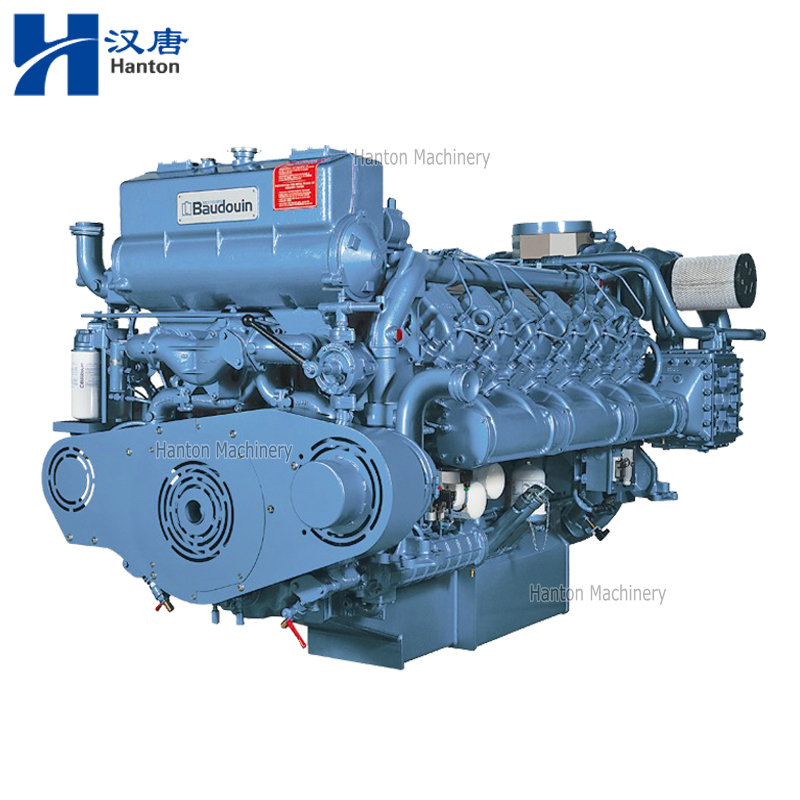 Weichai Baudouin Engine 12M26.2 Series for Marine Main Propulsion